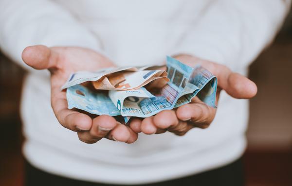pago en efectivo